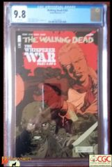 THE WALKING DEAD  #162 (2002 Series) COVER A - **CGC 9.8**